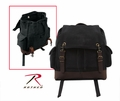 Rothco Vintage Black Expedition Rucksack