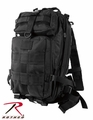 Rothco Black Medium Transport Pack