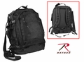 Rothco Black Move Out Tactical/Travel Bag