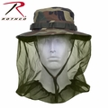 Rothco Boonie Hat With Mosquito Netting