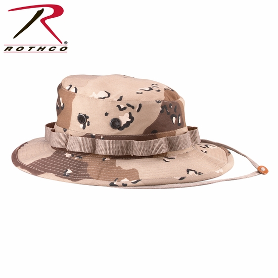 1b0efeabd3f Rothco Camo Boonie Hat