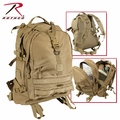 Rothco Coyote Brown Large Transport Pack
