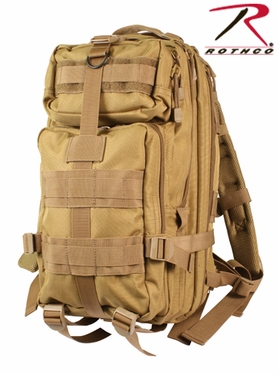 Rothco Coyote Brown Medium Transport Pack