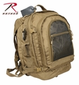 Rothco Coyote Brown Move Out Tactical/Travel Bag