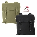 Rothco Heavyweight Olive Drab Musette Bag