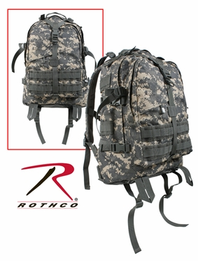 Rothco Large ACU Digital Transport Pack