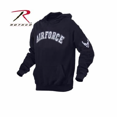 Rothco Military Embroidered Pullover Hoodie