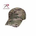 Rothco Multicam Tactical Operator Cap With US Flag