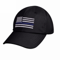 Rothco Tactical Mesh Back Cap With Thin Blue Line Flag