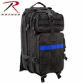 Rothco Thin Blue Line Medium Transport Pack