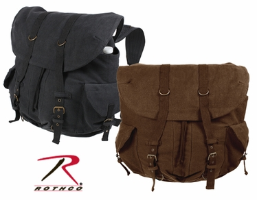 Rothco Vintage Weekender Backpacks