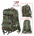 Rothco Woodland Digital Camo Medium Transport Pack