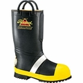 Thorogood Rubber Insulated Fire Boot With Lug Sole