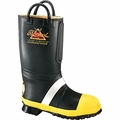 Thorogood Rubber Light Insulated Fire Boot With Calendered Sole