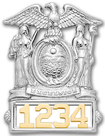 Smith & Warren S101 Badge
