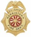 Smith & Warren S158 Badge