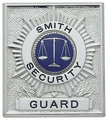 Smith & Warren S232 Badge