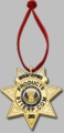 S249C Family Badge Ornament - Smith & Warren