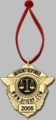 S289 Family Badge Ornament - Smith & Warren