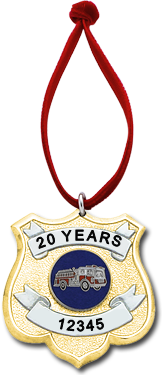 S52 Family Badge Ornament - Smith & Warren