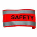 Safety Armband (Orange)