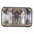 Weldon Scene Lighting, 4x6 Halogen #886, Panel, Clear