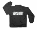 SECURITY Printed Nylon Jacket