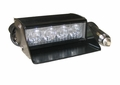 Single Head SunBurst LED Dash Light Headliner Light