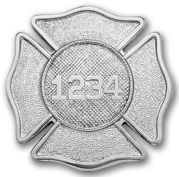 Smith & Warren M137N Badge