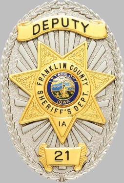 Smith & Warren M260B Badge
