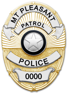 Smith & Warren M263 Badge