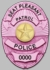 Smith & Warren Pink M263 Badge