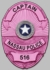 Smith & Warren Pink M263A Badge