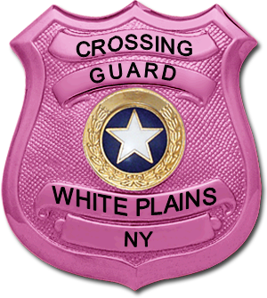Smith & Warren Pink S139 Badge