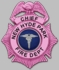 Smith & Warren Pink S158 Badge