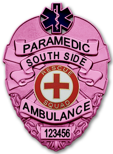 Smith & Warren Pink S623BE Badge of Life