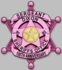 Smith & Warren Pink S626 Badge
