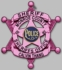 Smith & Warren Pink S626P Badge