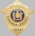 Smith & Warren S179 Badge