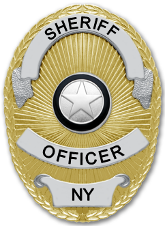 Smith & Warren S525A Badge