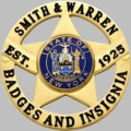 Smith & Warren S570 Badge