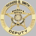 Smith & Warren S618 Badge