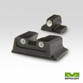 SMITH & WESSON M&P TRU-DOT NIGHT SIGHTS - 9MM & 40S&W
