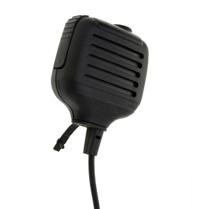 Speaker Microphone with Listen Only Port