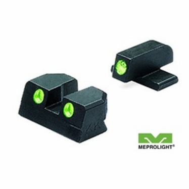 SPRINGFIELD XD TRU-DOT NIGHT SIGHTS - 9MM & 40S&W