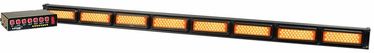 """Star 47""""  LED Traffic Director With DLXT Heads  TD93DLXT"""