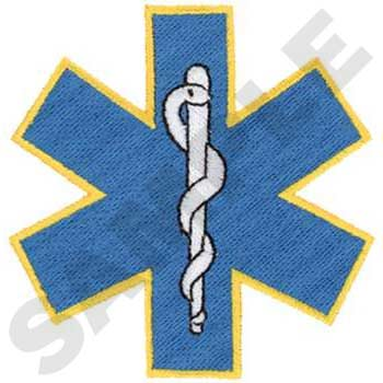 Star of Life -Chest Size