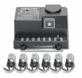 STAR PAK 60 Watt 6 Head Strobe Kit