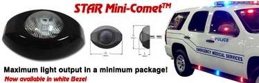 Star Signal Vehicle Products LED Light Star Mini Comet