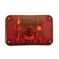 Weldon Stop & Tail, 4x6,  #1157, Red